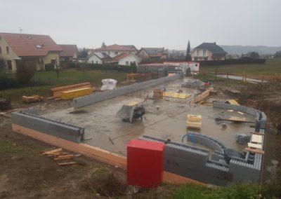 VILLA de 2 logements sur 2 niveaux à Prèz-vers-Noréaz